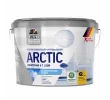 """""""DufaPremium"""" ВД краска ARCTIC акриловая интерьерная ослепительно белая база 1  0,9л"""